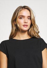Dorothy Perkins - ROLL SLEEVE TEE 3 PACK - T-shirt print - blush - 6