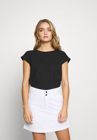 Dorothy Perkins - ROLL SLEEVE TEE 3 PACK - T-shirt print - blush - 2
