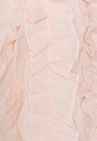 Dorothy Perkins - BLUSH 3D SLEEVE TOP - Blouse - blush - 2