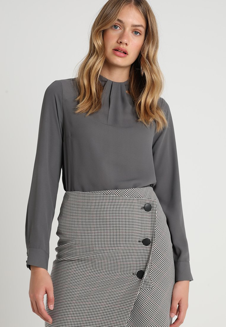 Dorothy Perkins - EMILY - Blouse - charcoral