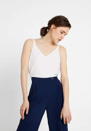 CAMI - Bluse - ivory
