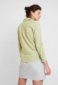 Dorothy Perkins - SLUB - Košile - green - 2