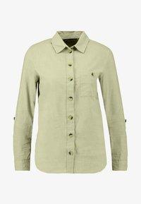 Dorothy Perkins - SLUB - Košile - green - 4