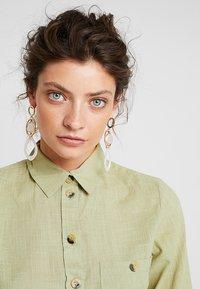 Dorothy Perkins - SLUB - Košile - green - 3
