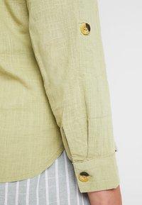 Dorothy Perkins - SLUB - Košile - green - 5