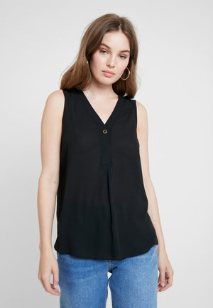 SLEEVELESS  - Bluse - black
