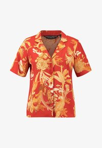Dorothy Perkins - PARROT PRINT - Blouse - red - 4