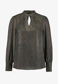 Dorothy Perkins - GLITTER HONEY - Bluzka - gold - 4