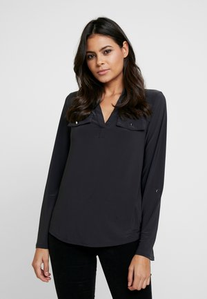 PLAIN - Blouse - dark grey