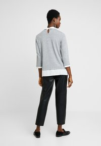Dorothy Perkins - 2IN1 - Jumper - grey marl - 2