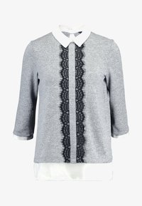 Dorothy Perkins - 2IN1 - Jumper - grey marl - 4