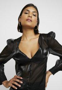 Dorothy Perkins - LOLA SKYE BLOUSE - Blouse - black - 3