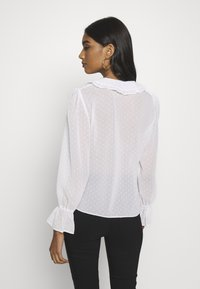 Dorothy Perkins - COLLARED CUFF - Camicia - ivory - 2