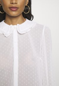 Dorothy Perkins - COLLARED CUFF - Camicia - ivory - 5