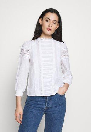 VICTORIANA - Blouse - white