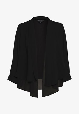 WATERFALL  - Blazer - black