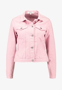 Dorothy Perkins - JACKET - Džínová bunda - pink - 4