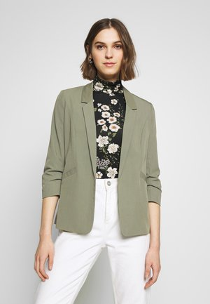 SOFT EDGE TWO EDGE JACKET - Blazer - light green