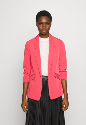 EDGE TO EDGE JACKET - Blazere - pink