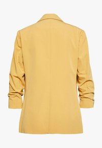 Dorothy Perkins - EDGE TO EDGE JACKET - Blazer - ochre - 1