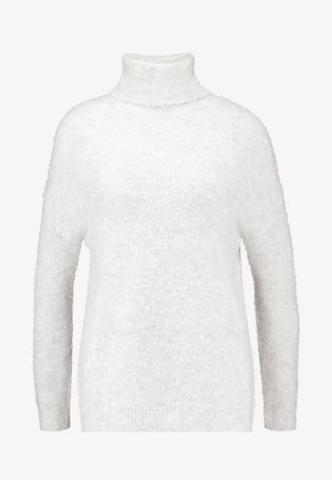 ROLL NECK - Jumper - grey marl