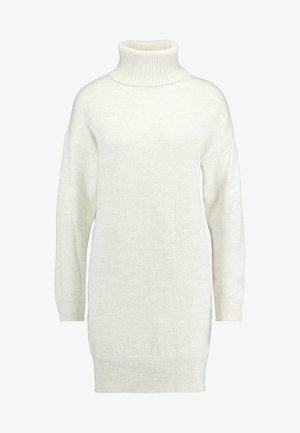 COWL TUNIC - Neule - off white