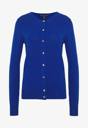CORE CARDIGAN - Neuletakki - royal blue