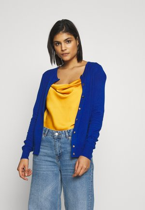 CORE CARDIGAN - Strickjacke - royal blue