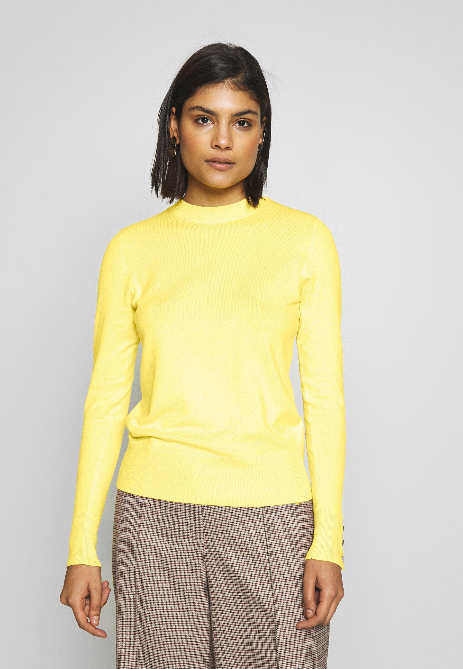 Dorothy Perkins Sweter - lemon