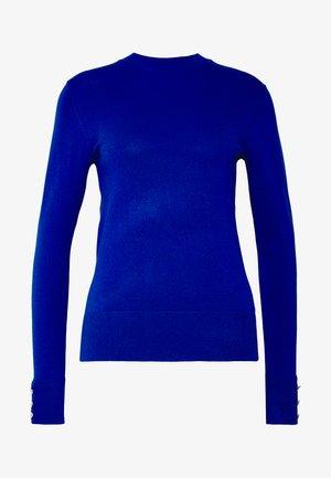 Pullover - colbalt