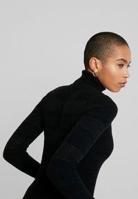 Dorothy Perkins - ALL OVER JUMPER - Pullover - black - 3