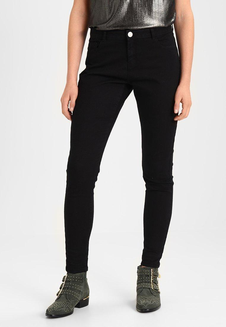 Dorothy Perkins - ASHLEY  - Slim fit jeans - black