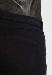 Dorothy Perkins - ASHLEY  - Slim fit jeans - black - 4