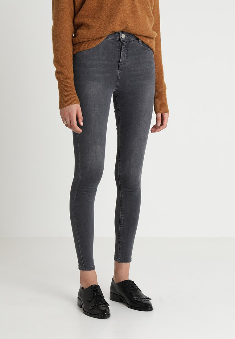 Dorothy Perkins - SHAPE AND LIFT - Jeans Skinny Fit - smokey grey