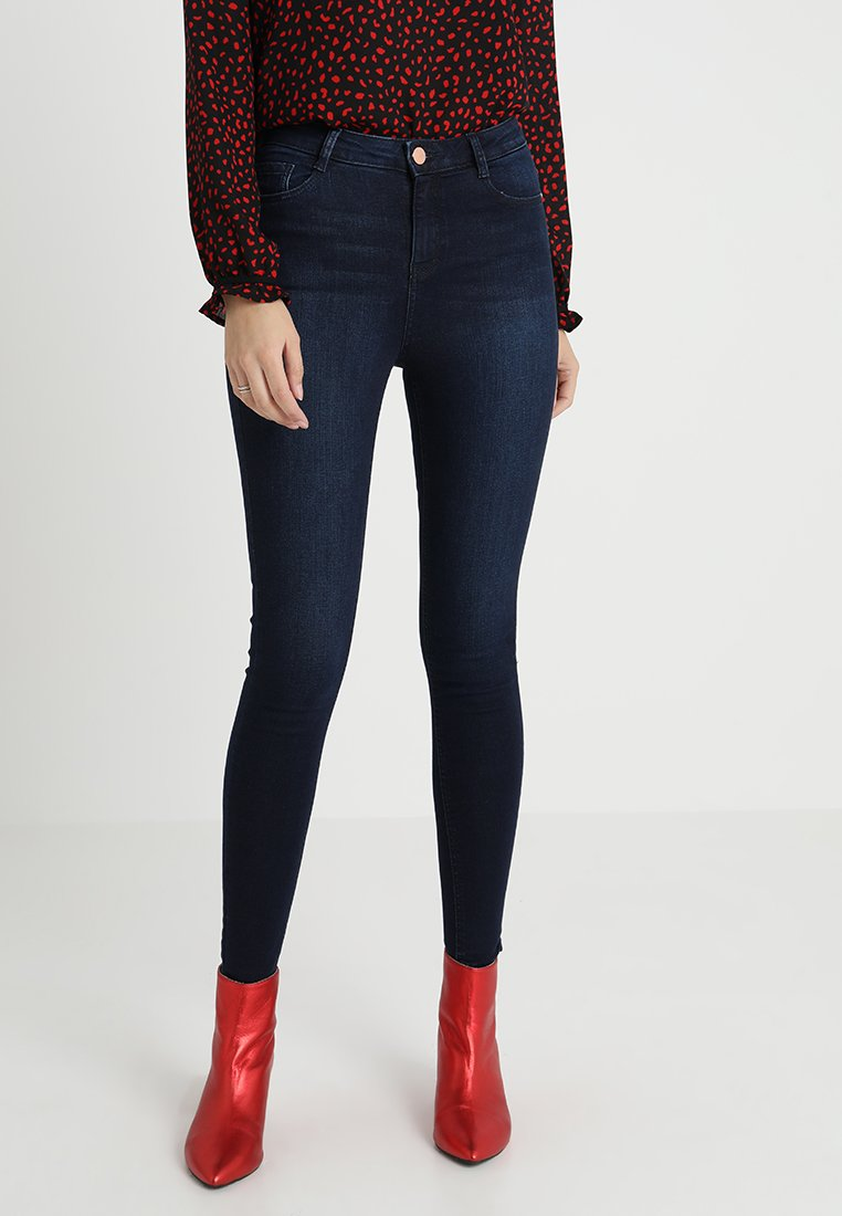Dorothy Perkins - SHAPE AND LIFT - Jeans Skinny Fit - rich blue
