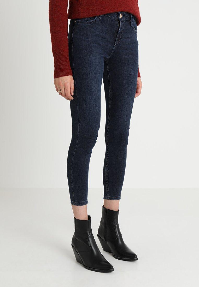 Dorothy Perkins - DARCY - Jeans Skinny Fit - blue black