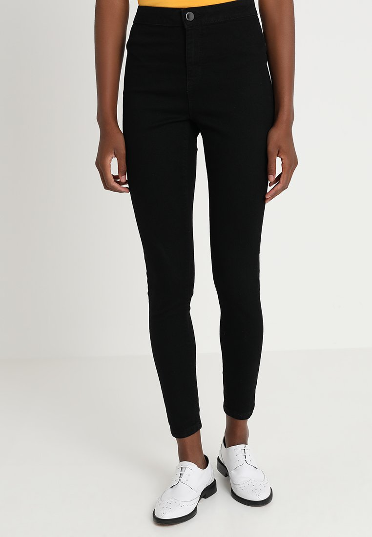 Dorothy Perkins - LYLA REGULAR - Jeans Skinny Fit - black