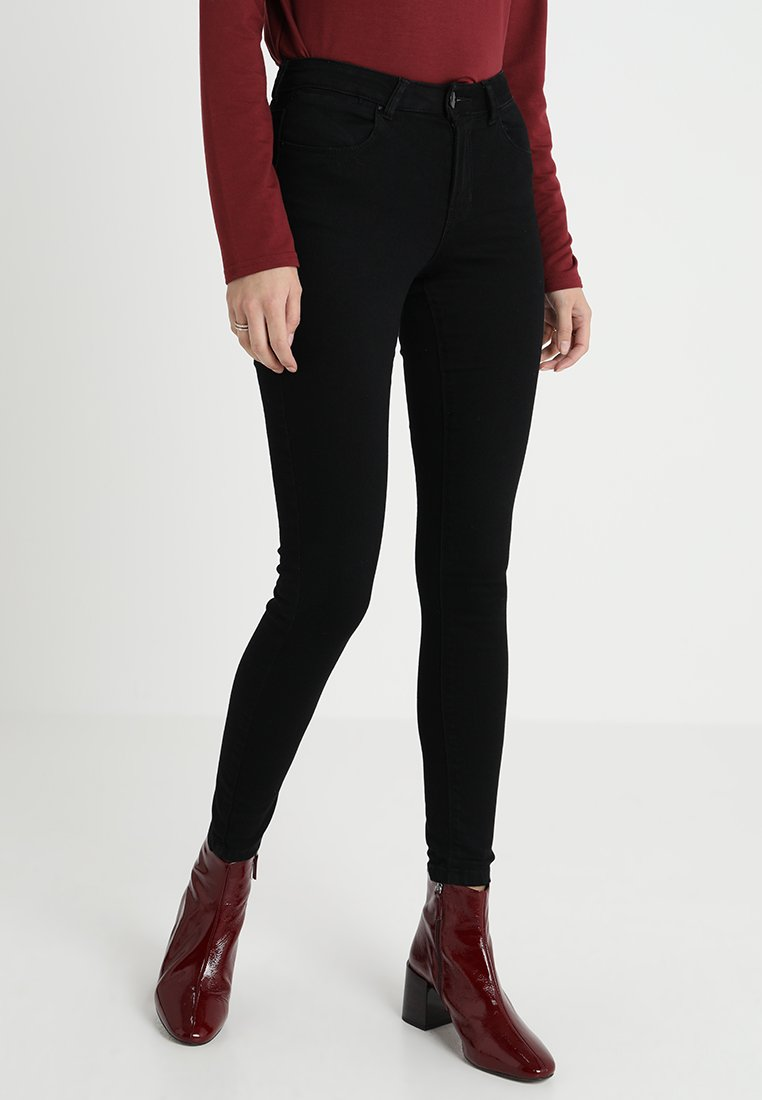 Dorothy Perkins - BAILEY - Jeans Skinny Fit - black
