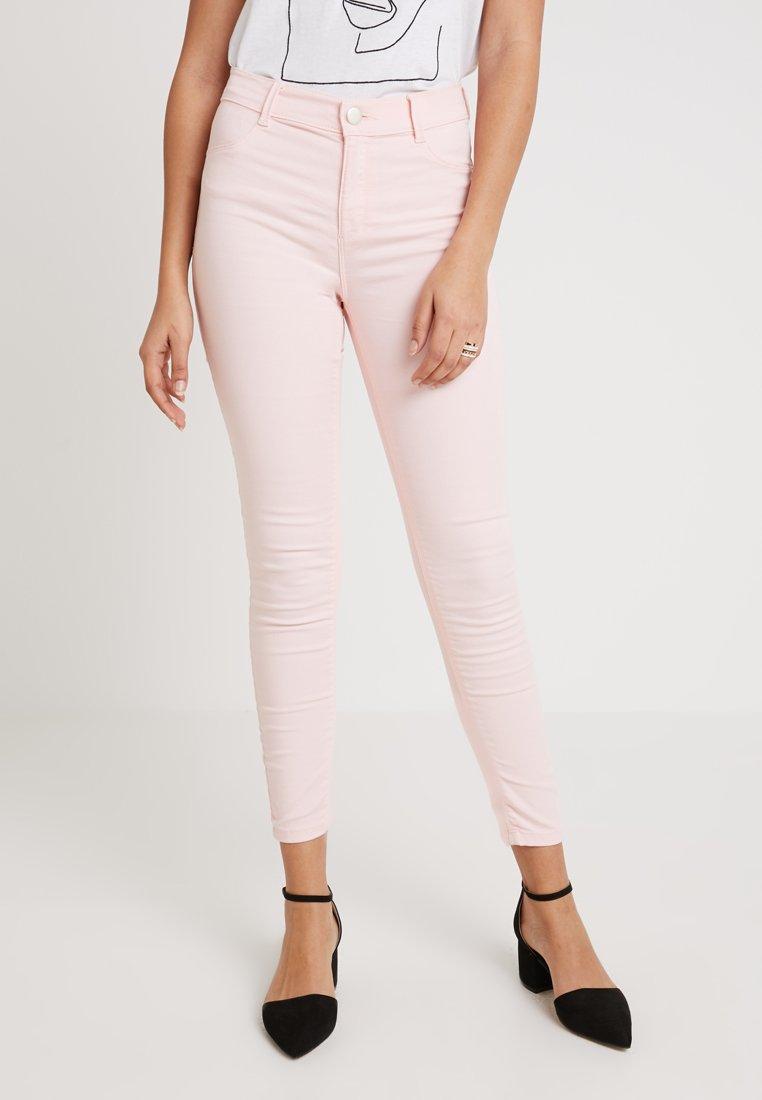 Dorothy Perkins - FRANKIE NEW - Jeans Skinny Fit - soft pink