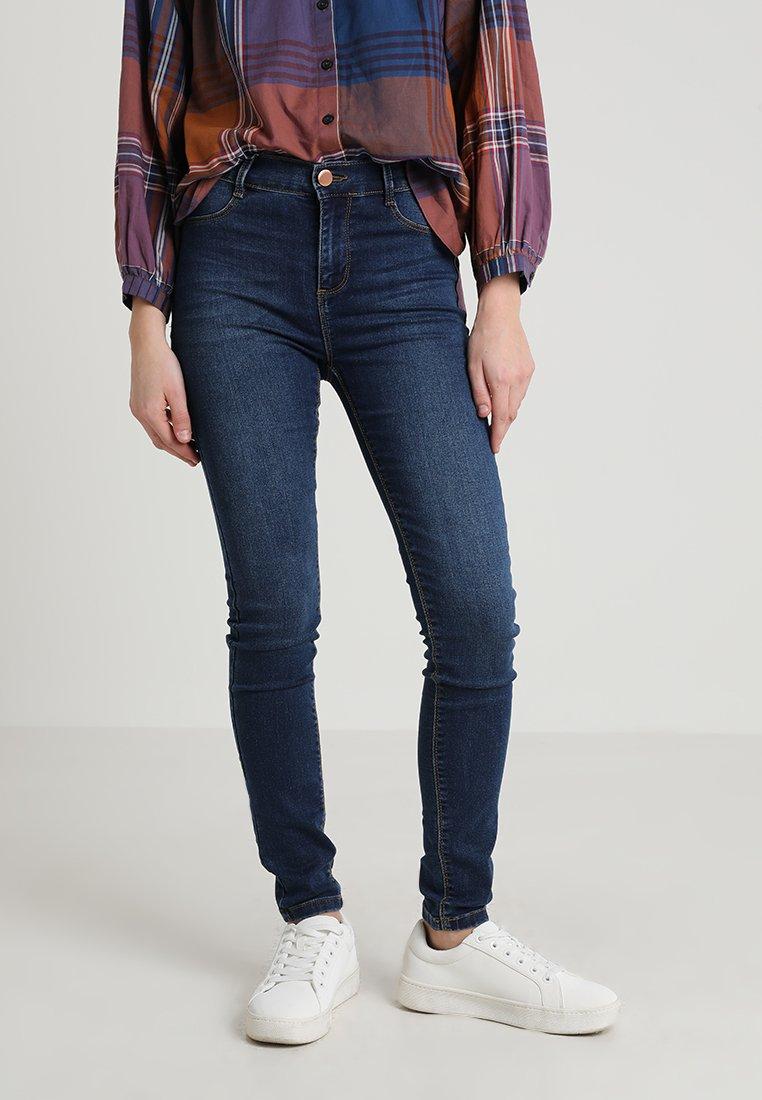 Dorothy Perkins - FRANKIE NEW - Jeans Skinny Fit - indigo