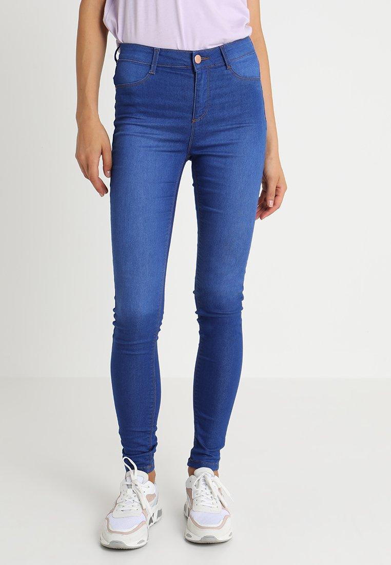 Dorothy Perkins - FRANKIE NEW - Jeans Skinny Fit - bright blue