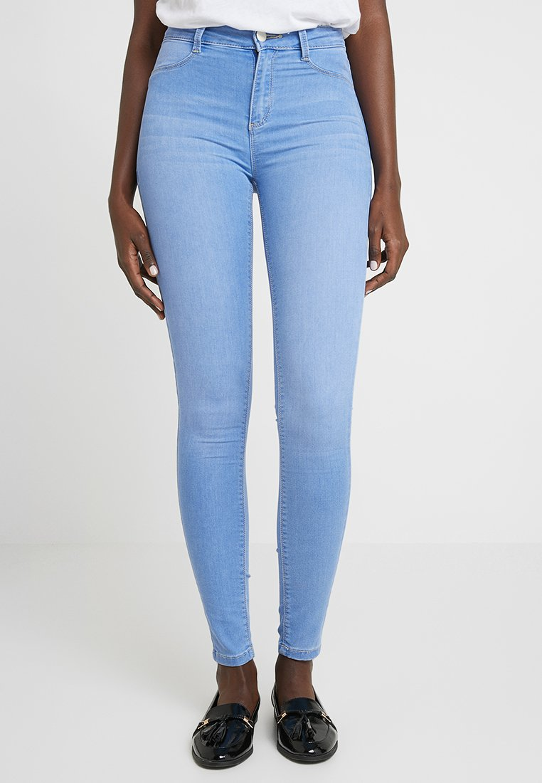 Dorothy Perkins - FRANKIE NEW - Jeans Skinny Fit - sky blue