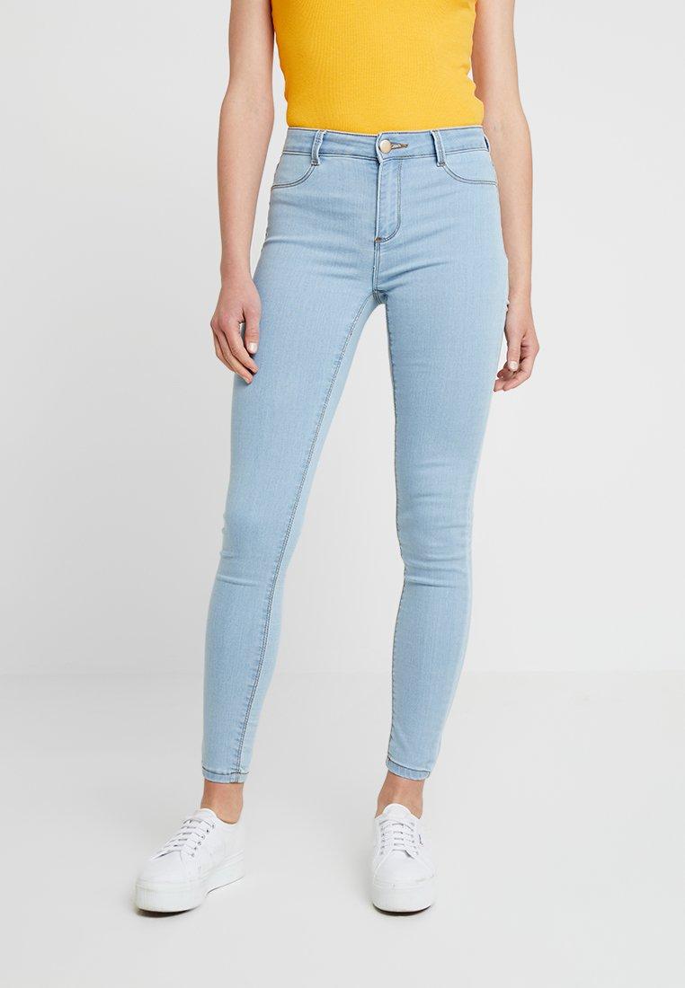 Dorothy Perkins - FRANKIE NEW - Jeans Skinny Fit - smokey bleach