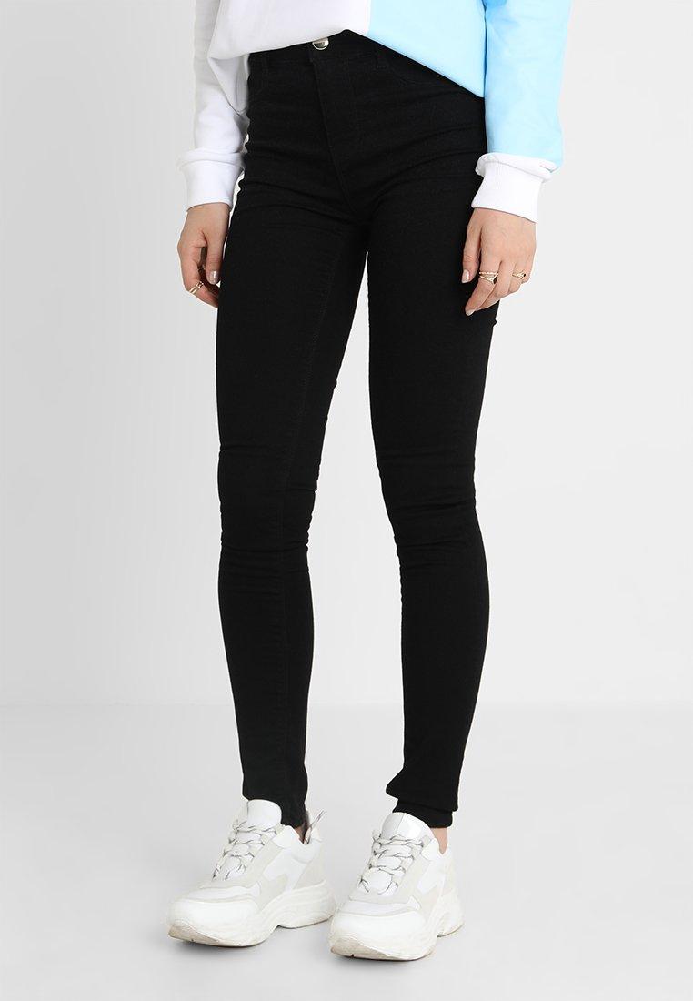 Dorothy Perkins - FRANKIE NEW - Jeans Skinny Fit - black