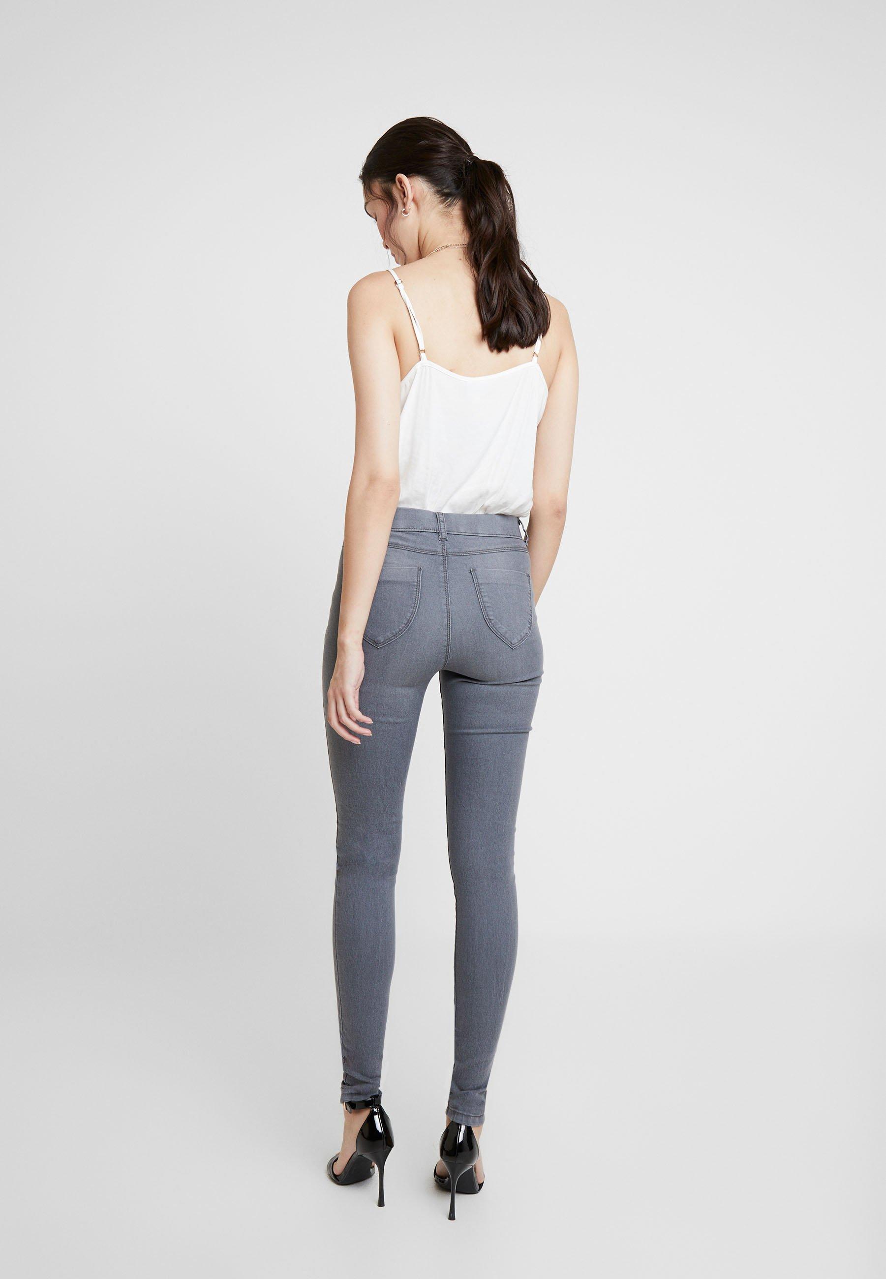 Dorothy Perkins EDEN - Jeans Skinny Fit grey