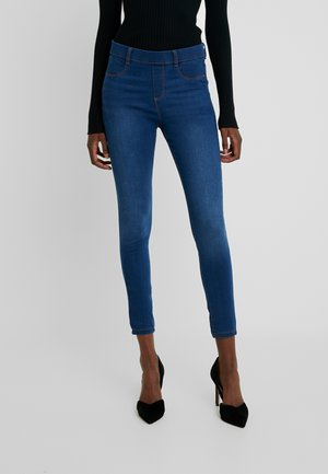 EDEN - Jeansy Skinny Fit - midwash