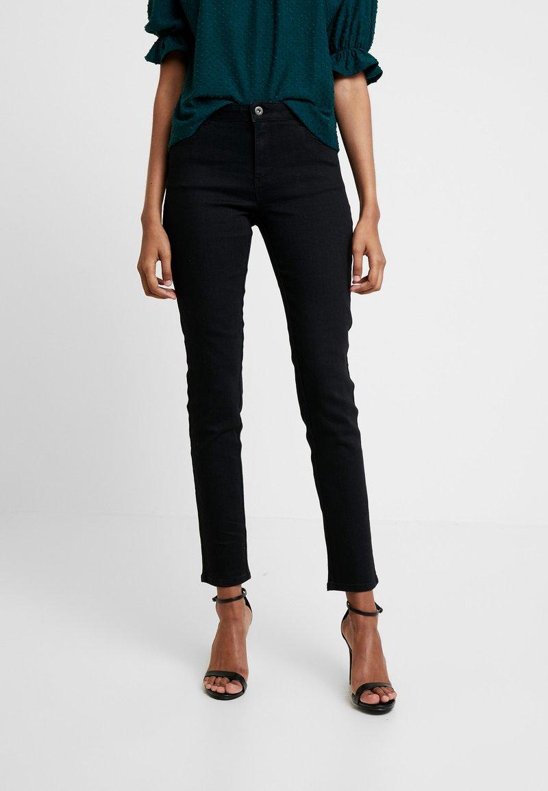 Dorothy Perkins - ELLIS - Jeans Slim Fit - black