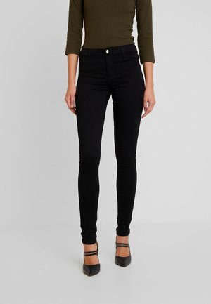 FRANKIE - Trousers - black