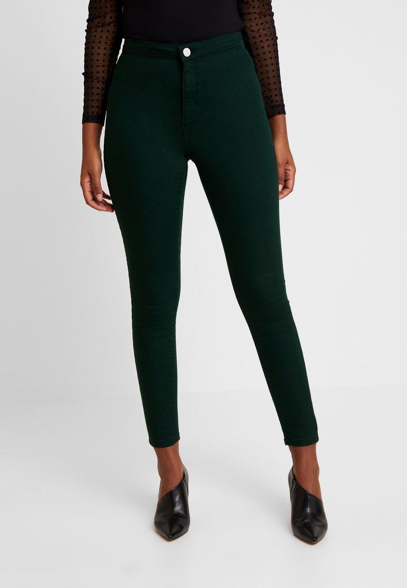 Dorothy Perkins - LYLA - Jeans Skinny Fit - green