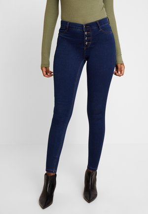 4 BUTTON FRANKIE - Jeans Skinny Fit - indigo